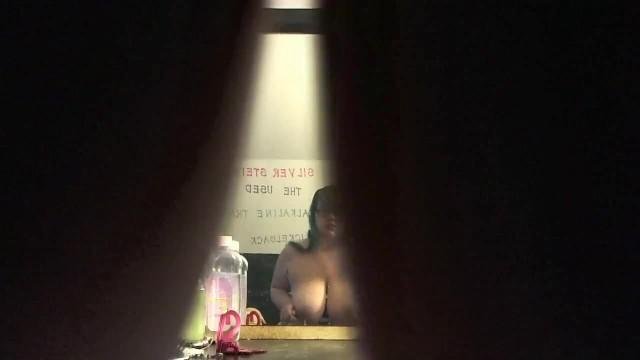Big Titty vanishing 15