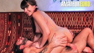LaNovice - Luna Rival Petite French Teen Seduced And Fucked By Older Man