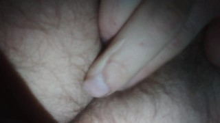 hairy asshole closeup and red dick ginger male