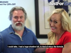 A candid Interview With Brandi Love