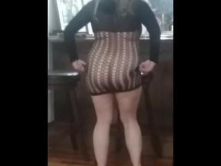 Pawg twerking...