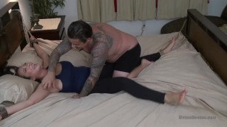 Tickle Payback on Nyssa Nevers