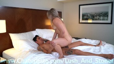 Hotel Sex Party With Real Porn Star