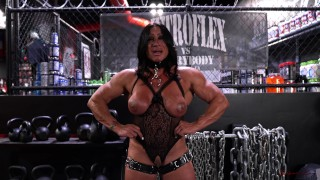 Muscle Milf Susan K My Clit is Bigger Than You PREVIEW