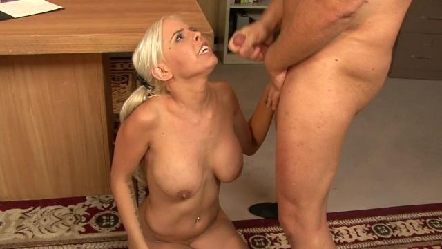 Big Tit Blonde Schoolgirl Gets Screwed Hard By Her Teacher 26