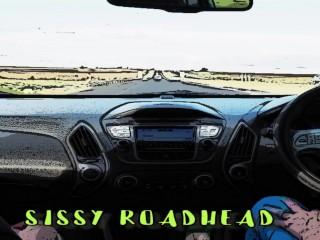 Brandy the Homo Shemale Breaks in a Sissy Roadhead Style