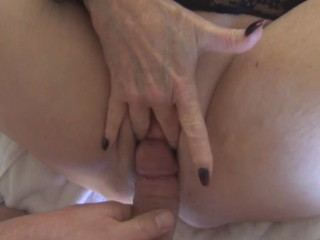 Banging a local Big Tit GILF