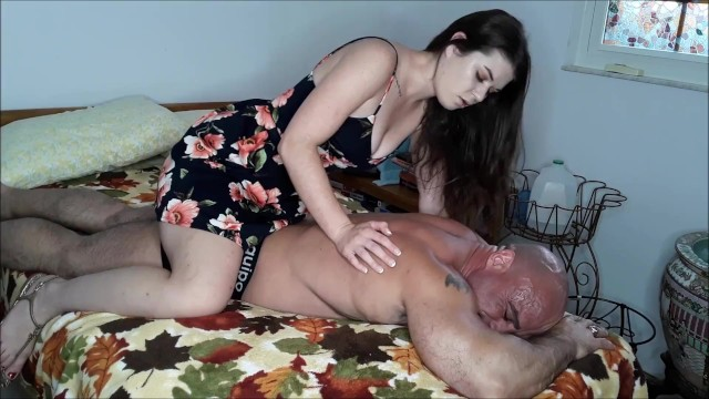 Anastasia Rose gets off on my ass 5