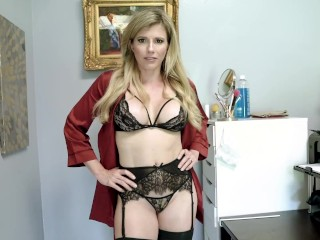 Hot Step Mom Uses Me for her Only Fans and They Want More Anal - Cory Chase