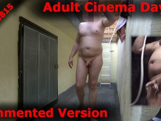 Adult cinema day 01 nude in cinema on...