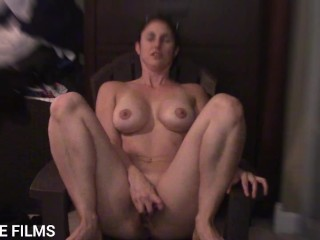 Milf tells dirty story about pool boys on...
