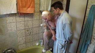 real amateur privat bdsm couple femdom handjob