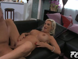 Busty milf with have amazing sex son best...