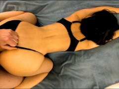 I Love To Suck Cock, Ride Dick And Then Have You Cum On My Tits - Real Amateur Hidden Kitten
