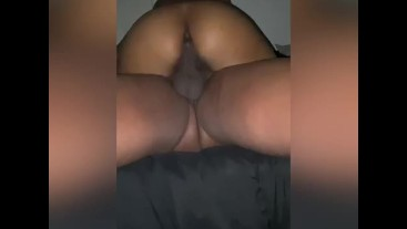 Soul Stolen and Couldn't Last in Tight Ebony Pussy *DoubleO*
