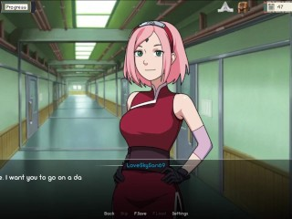 Naruto - Kunoichi Trainer [v0.13] Part 14 Sex With Ino By LoveSkySan69