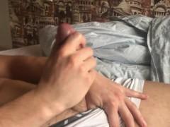 morning masturbation -ARTEM SUCHKOV