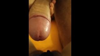 jerk off on hairy pussy