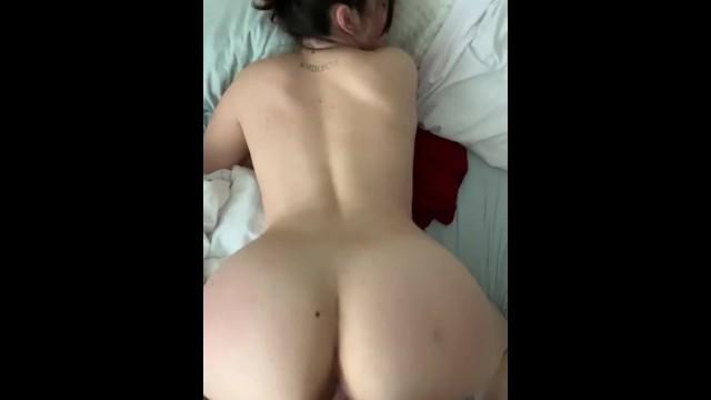 Bubble Butt Rough Anal Fuck