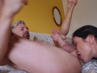 TRAILER - LUTRO MAKES MILF VALENTINA BIANCO SQUIRT AND ORGASIM MUTIPLE TIMES IN HOMEMADE SEXTAPE