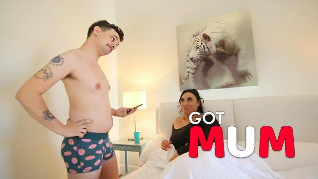 Got Mum - My Big Titted Step-Mom