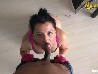 OperacionLimpieza – Otalia Barrios Phat Ass Latina Colombiana Maid Fucked By Her Boss – MAMACITAZ