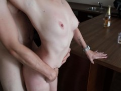 Omg! he give me many screaming orgasm and creampie (free