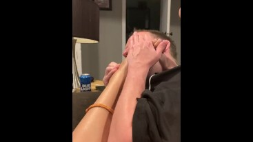 Toe kissing utopia