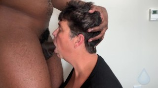 GRANNY T SUCKING A YOUNG BBC TRAILER! FULL VID AVAILABLE FOR SALE!