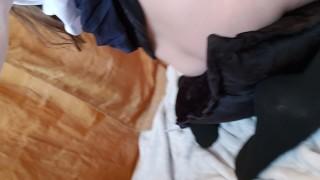 Nerdy Sailor Faery Humping your Pissy Black Velvet Pillows