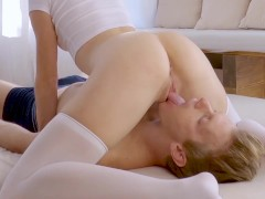 Mr PussyLicking - The Best Masturbation Surface - Riding and Sitting on Face Till Explosive Orgasm
