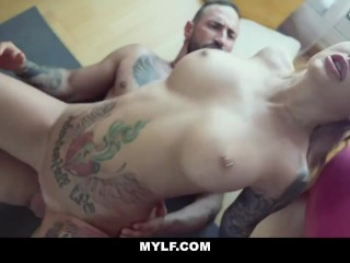 Fitness MILF Fucks Trainer After Workout Sesh