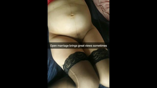 Chubby Wife Anal Creampie