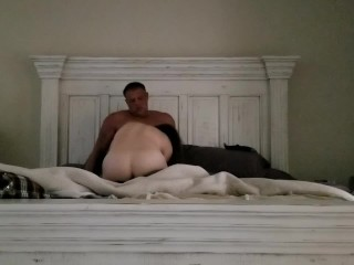 Fucking my friend's mom in her bed while everyone is at work