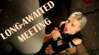 long-awaited meeting (rough sex, pov, blowjob, facial cumshot) mykinkydope – teen porn