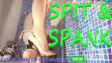 EPIC & NOW - spit and spank in toilet - BEST MODEL OF PORNHUB CON COM ESPANOL, PORHUB, PORNUB, PORN