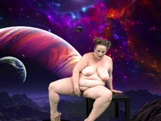 Jessica Is Out Of This World!