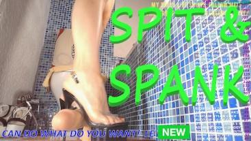 EPIC & NOW - Crazy wife spit and spank in toilet - BEST MODEL OF PORNHUB CON COM ESPANOL, PORHUB