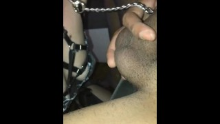 Extreme Throated Gagging