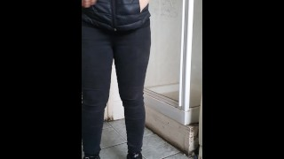 Step mom caught morning step son naked and fuck in the bathroom