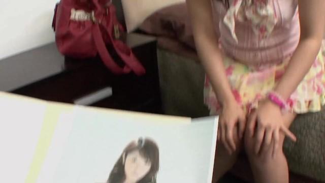 Jap cute girl get creampied 20
