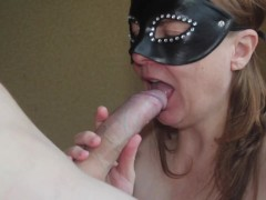 Wife Makes A Hung Younger Guy Cum