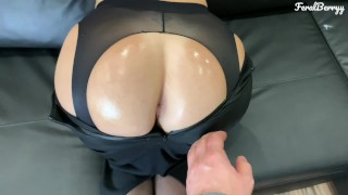 Playful-Secretary-FeralBerryy-seduced-her-boss