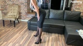 Rough Office Sex