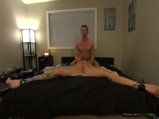 The Endless Ticklegasm!  (Part 5) – Ticklish Babe can't Stop Cumming! HD PREVIEW