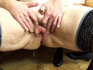Ugly 79 creampie...