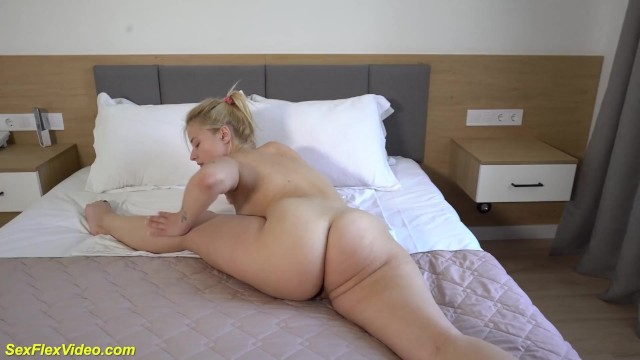 my flexi stepsis first time on video 10
