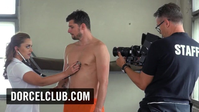 Behind the scenes - Prison High Pressure 6