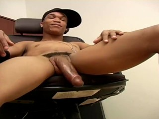 Stroking that dick office 01 363...