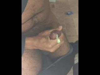 Huge Load Pt.: 2.I Don't KnoW What I Did to Make this BBC DiCK CuM a  Nut Sooooo Thick & JuiCY